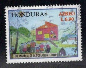 Honduras  Scott C997 Used  Airmail stamp