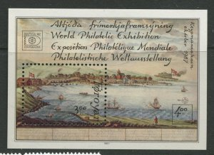 STAMP STATION PERTH Faroe Is.#168 Pictorial Definitive Iss.MNH 1987 CV$4.00