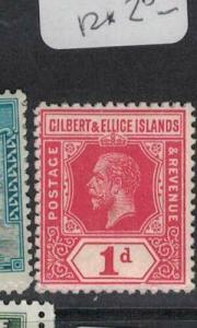 Gilbert & Ellice SG 13 MNH (8dvj)