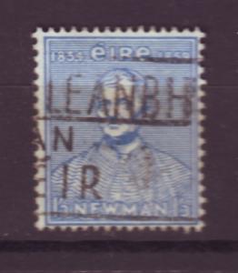 J13665 JLstamps 1954 ireland hv of set used #154 newman