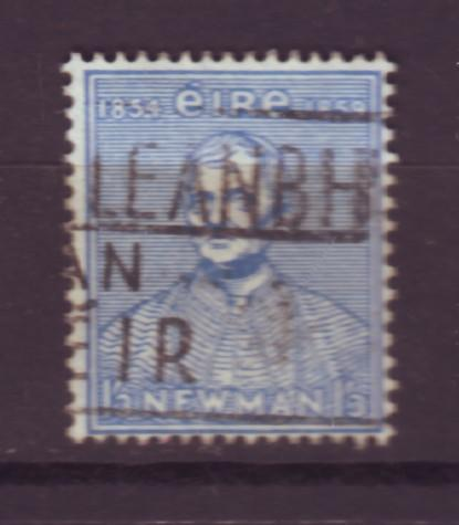 J13665 JLstamps 1954 ireland hv of set used #154 newman