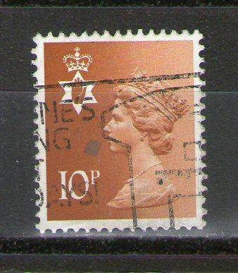 Great Britain - Northern Ireland NIMH13 used (A)