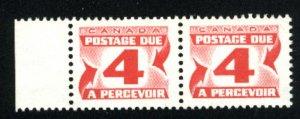 C  J31a  pair M NH VF 1977-78 PD