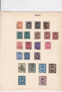 Egypt Stamps Ref 15080