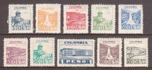 Colombia - Scott #C134//C143 - MH - Fault UR #C138, a few perf flts - SCV $13.15