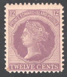 PRINCE EDWARD ISLAND #16, F/VF. Mint (NH),  CV 12.00   ...   5160004