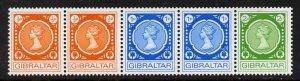 Gibraltar 275a MNH Queen Elizabeth