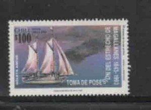 CHILE #1072  1993 CHILEAN POSSESSION OF MAGELLAN STRAITS      MINT VF NH  O.G