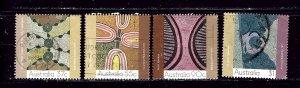 Australia 1087-90 Used 1988 set