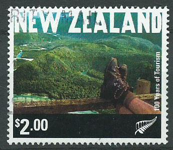New Zealand SG 2430   Very Fine Used