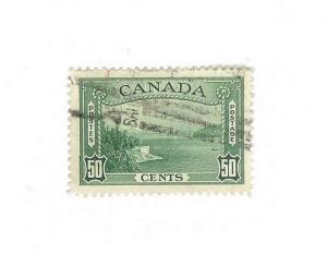 CANADA #244 used