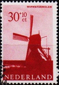 Netherlands. 1963 30c+10c S.G.951 Fine Used