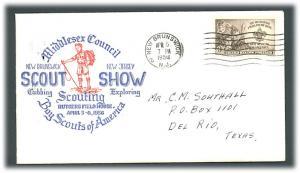 U.S.A.– 1956 Middlesex Council Scout Show