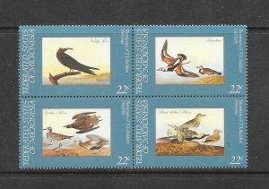 BIRDS - MICRONESIA #28a  MNH