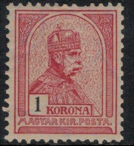 Hungary #63*  CV $37.50