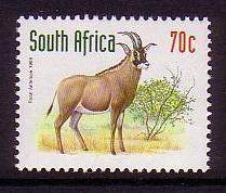 South Africa Roan Antelope issue 1998 SG#1019