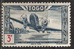 Togo ~ Scott # C9 ~ MNH