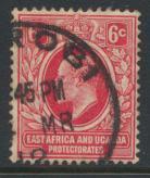 East Africa & Uganda Protectorate SG 36 SC#33 Used