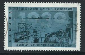 Canada SG 1349 FU