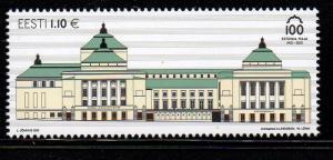 Estonia Sc 737 2013 Tallinn Theatre Opera stamp mint NH