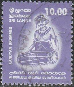 Sri Lanka,#1357 Used, From 2001