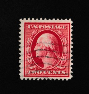 US SC#332 2c Washington