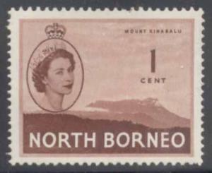 North Borneo ~ #261 ~ Mount Kinabalu ~ MH