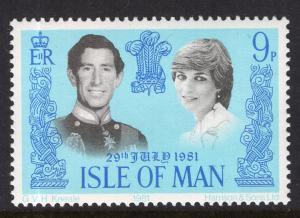 Isle of Man 198 MNH VF