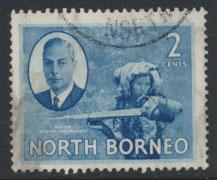 North Borneo  SG 357 SC# 245 Used    see scan