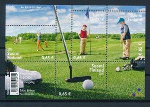 [I2659] Finland 2005 Golf good sheet very fine MNH