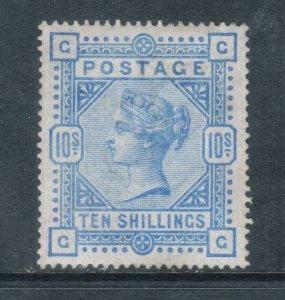 Great Britain #109 (SG #183) Very Fine Mint Original Gum Hinged