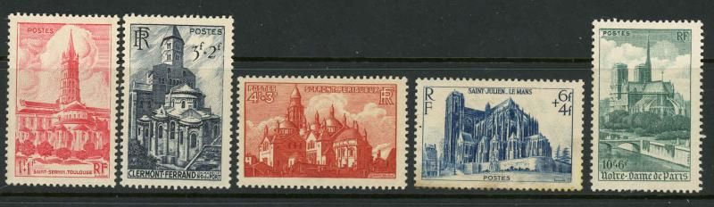 France B213-217 Used
