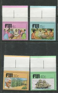 Fiji - Scott 401-404 - General Issue 1979- MNH - Set of 4 Stamps