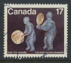 Canada SG 961 Used