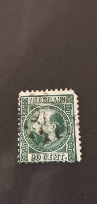Netherlands #10 Used