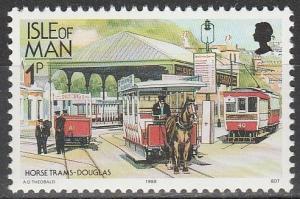 Isle Of Man #347  MNH  (K589)