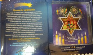 A) 2020, COLOMBIA, CHRISTMAS, SPECIAL EDITION, NINTH OF AGUINALDOS, MULTICOLORED
