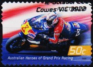 Australia. 2004 50c S.G.2454 Fine Used