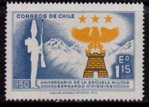Chile #422 MNH - Michel 776 - 1972