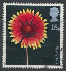 Great Britain SG 1347 SC# 1168 Used Flower Photography