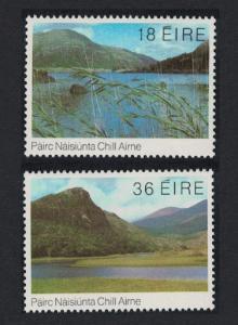Ireland Eagle's Nest Birds 50th anniversary of Killarney National Park Scenery