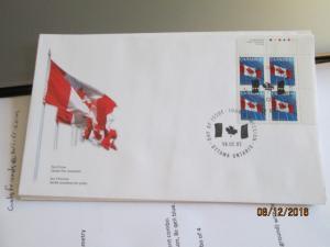 Canada #1362 FDC