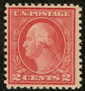 MALACK 500 F/VF OG NH, better centering than most, S..MORE.. b2623