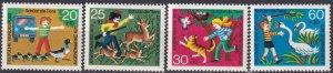 Germany #B481-4  MNH CV $2.85 (Z4777)