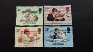 Great Britain 1984 The 50th Anniversary of the British Council  Mint