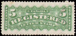 Canada #F2, Incomplete Set, Used