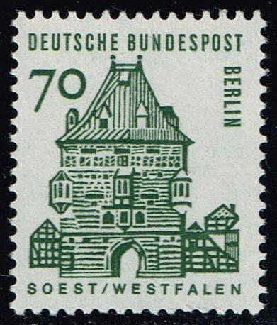 Germany #9N221 Osthofen Gate - Soest; Unused (1.75)