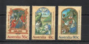 Australia 1159-1161 MNH
