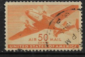 US C31  USED TRANSPORT ISSUE