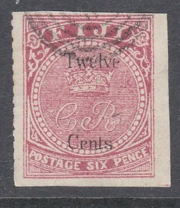 FIJI  An old forgery of a classic stamp.....................................C936